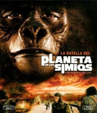 Batalla por el planeta de los simios (1973, J. Lee Thompson)