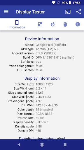 Display Tester- screenshot thumbnail