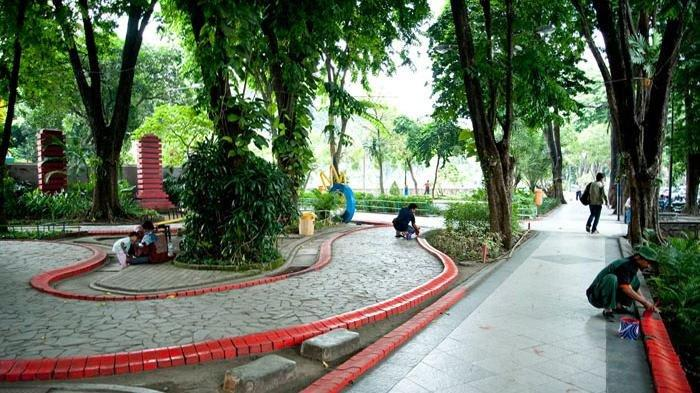 Image result for • Taman bungkul