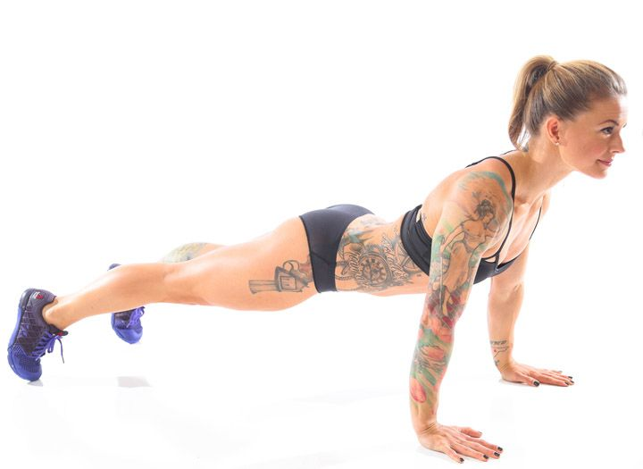 Christmas Abbott (CrossFit Athlete)