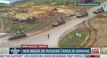 NGA Chiếm khu tự trị Crimea của Ukraine