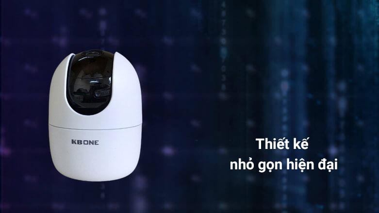 Thiết bị quan sát/ Camera KBvision KN-H21PPV   Thiết kế nhỏ gọn hiện đại