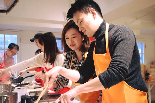 台北約會行程-烹飪體驗-cookinn