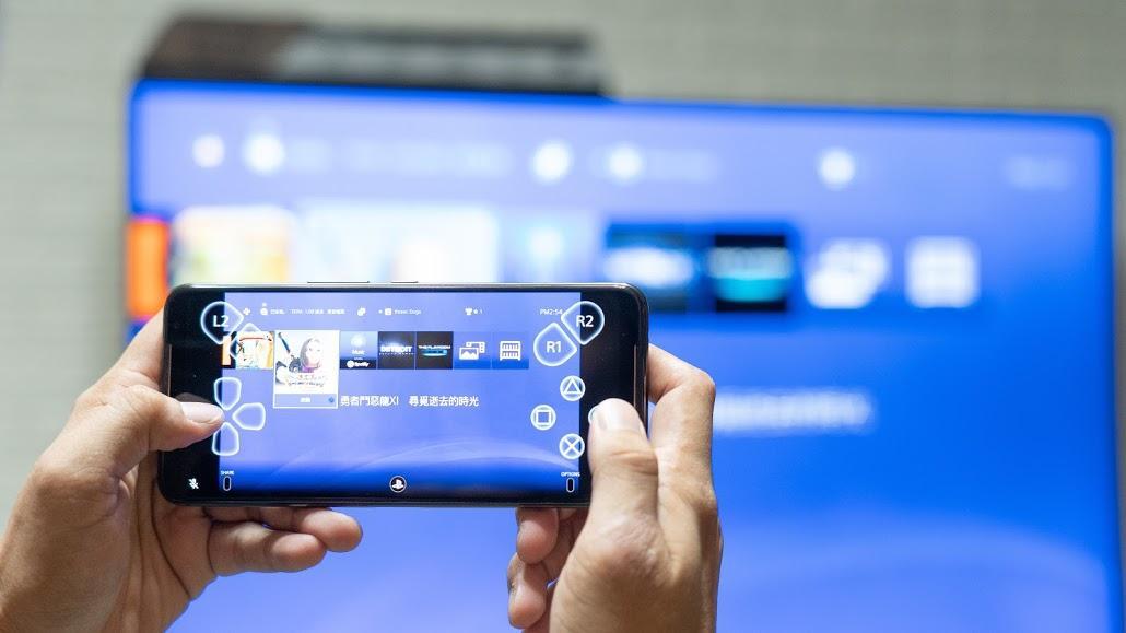 ASUS ROG Phone 2 電競手機!教你如何達到最佳遊戲體驗|PS4 手把配對、120Hz 更新率、高通S855+、遊戲手機推薦、Kunai 遊戲手把、側邊充電 - 24