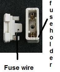 Fuse safety device