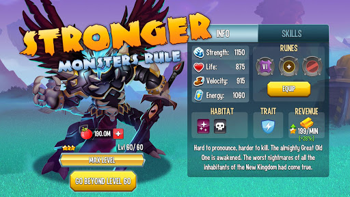 Monster Legends - RPG- screenshot thumbnail