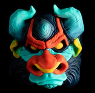 Artkey - Nightlife Bull v2