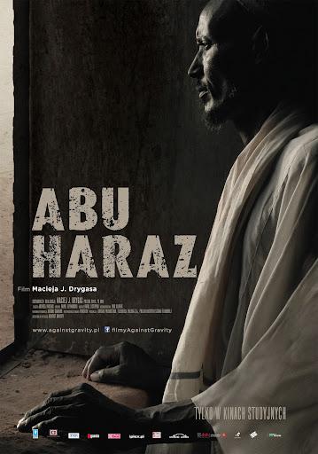 Polski plakat filmu 'Abu Haraz'