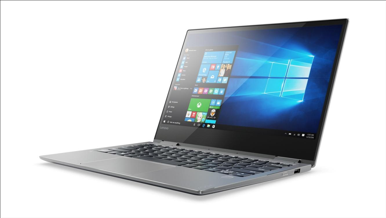 Фото 1 - Ультрабук Lenovo Yoga 720 Iron Grey (81C300A1RA)