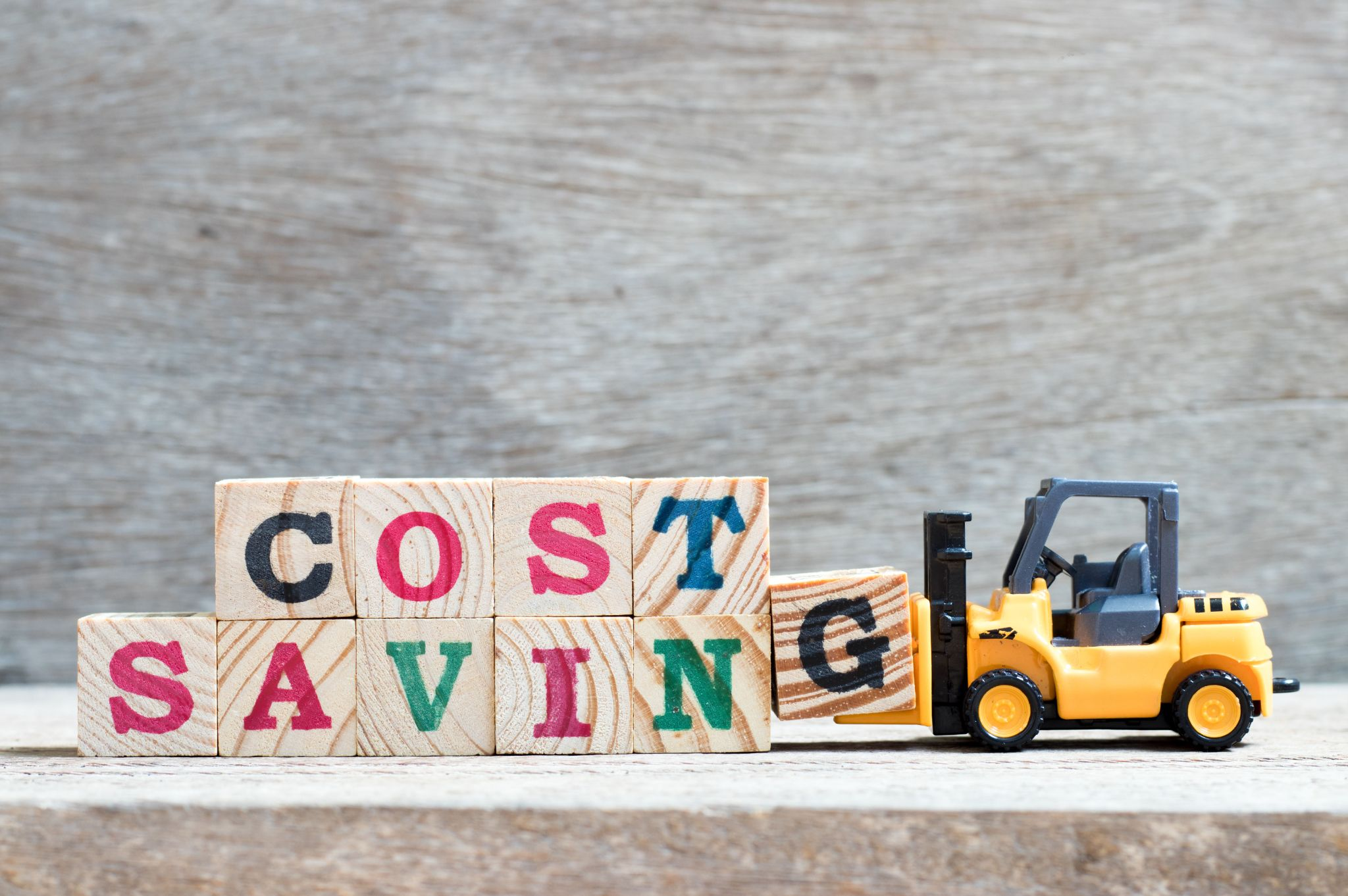 7 cost-saving ideas for manufacturers & 1 that works