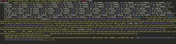 Backdoor Infected Sample