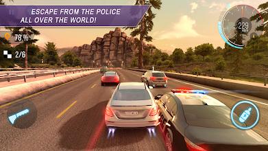 GamePlay CarX Highway Racing MOD APK