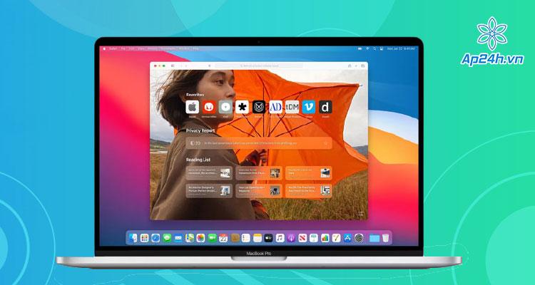 Apple chính thức ra mắt macOS 11 Big Sur vào ngày 12 tháng 11