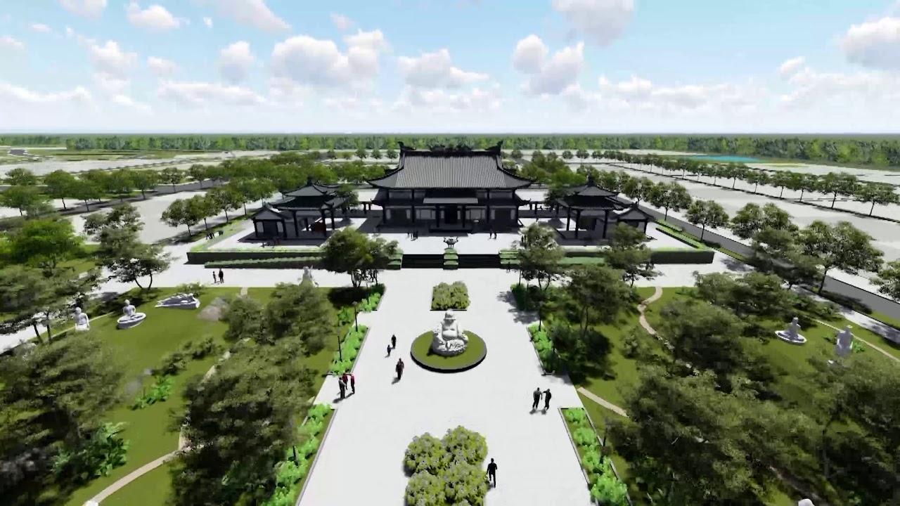 Quy hoạch đẹp của hoa viên nghĩa trang Đồng Nai