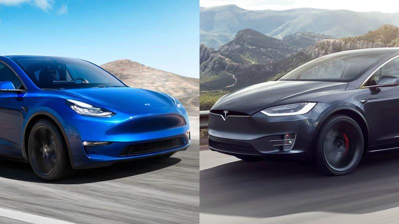 Tesla Model Y vs Tesla Model X