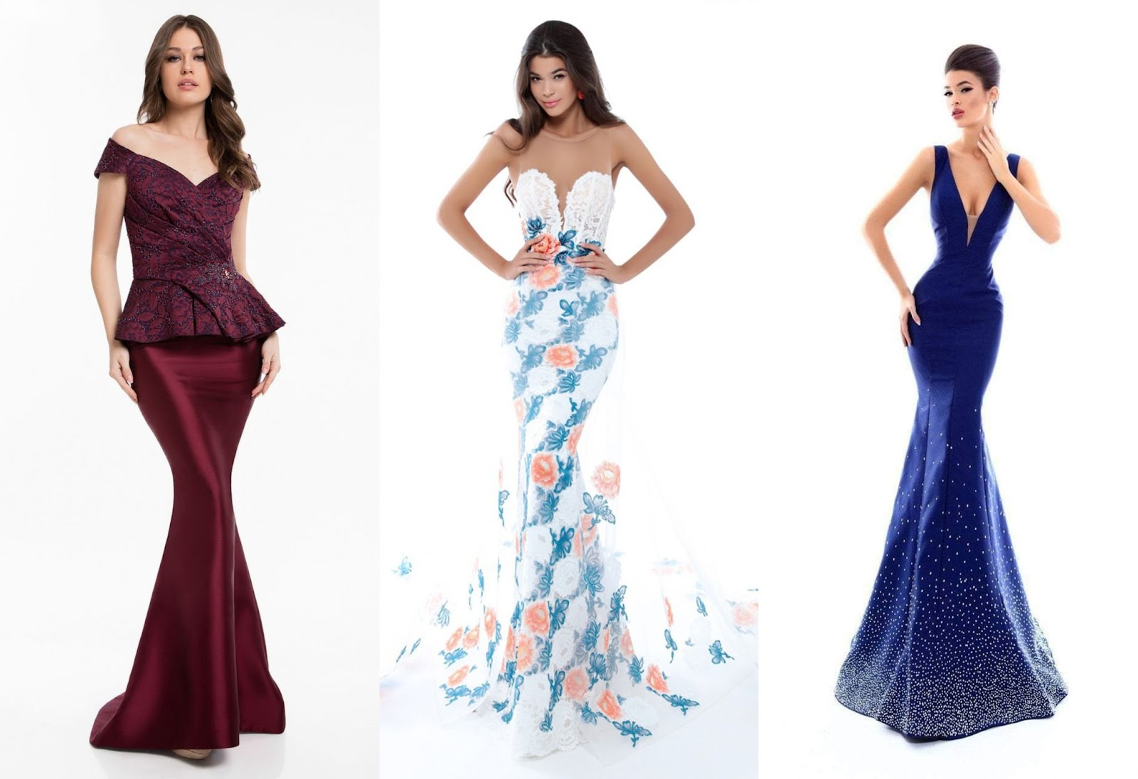 mermaid dresses for the most special events
