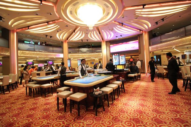 Deltion Jaqk Casino in Goa