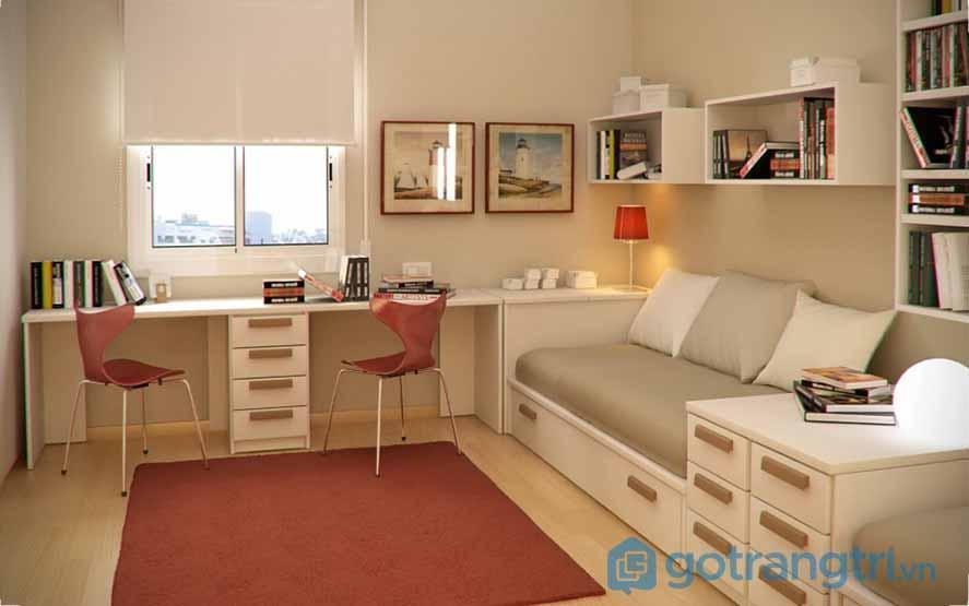 Thiết kế nội thất thông minh như thế nào?