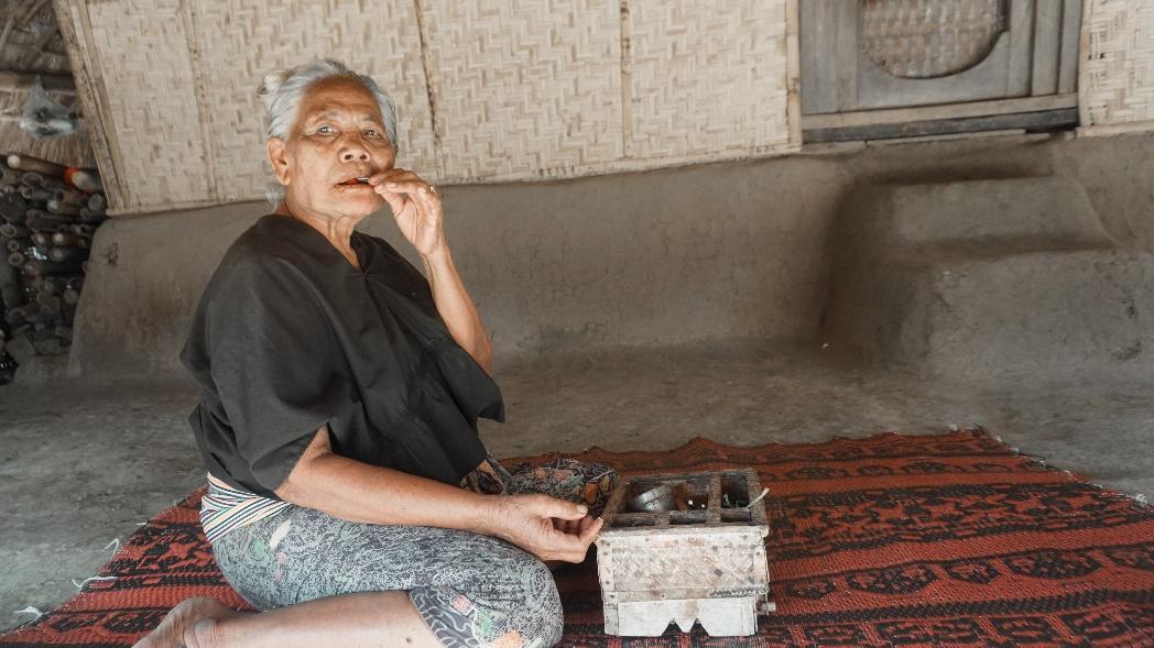 sasak village - lombok island