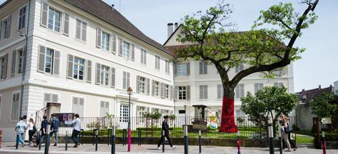 Le Musée des Beaux-Arts Mulhouse