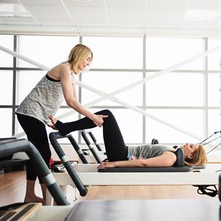 Create Pilates  | GoSweat | The 5 Best Wimbledon Pilates Studios