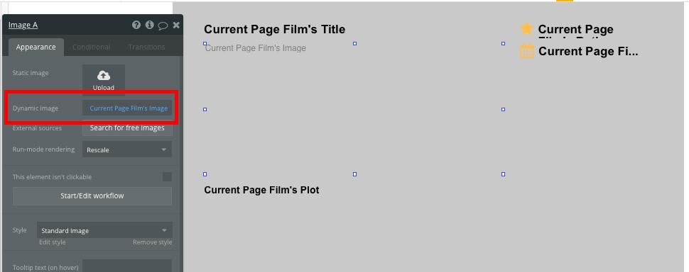 Bubble No Code IMDb Clone Walkthrough Tutorial
