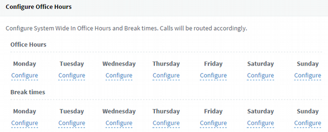 Inbound call Routing - How to setup inbound call rules