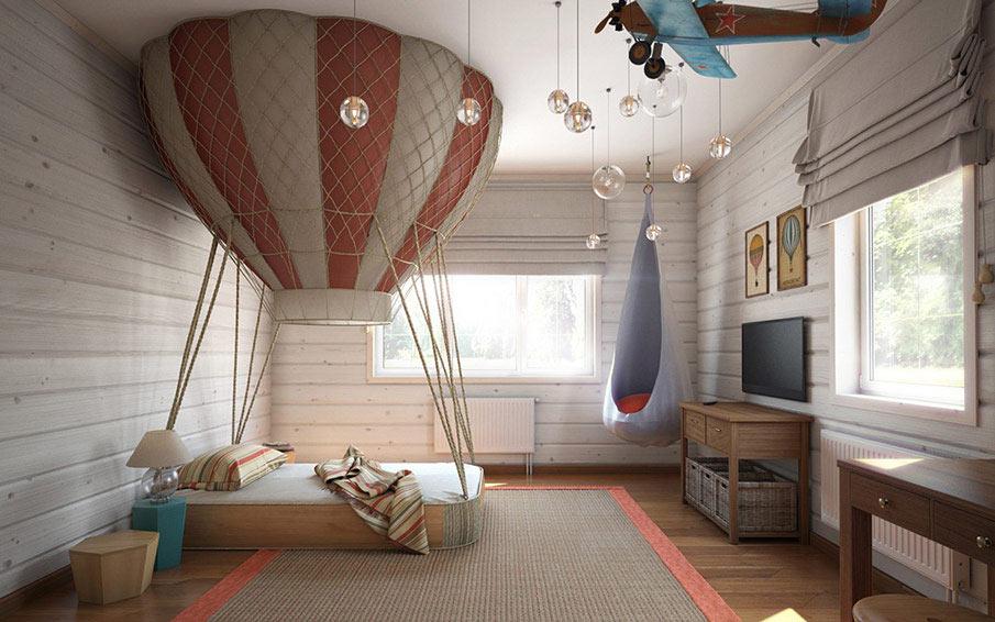 Design solution in the interior