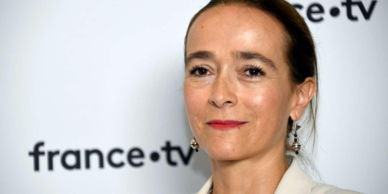 Delphine Ernotte, PDG de France Télévisions, deviendra présidente de l'Union Européenne de Radio-Télévision en 2021. BERTRAND GUAY / AFP