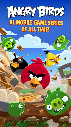 Angry Birds Classic- screenshot thumbnail