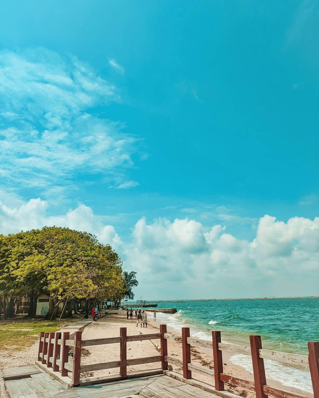 7 Pulau Terindah di Kepulauan Seribu yang Wajib dikunjungi 7