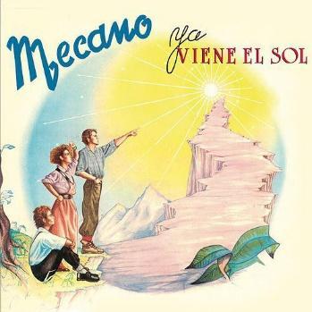 Mecano - Ya Viene El Sol (1984, Vinyl) | Discogs