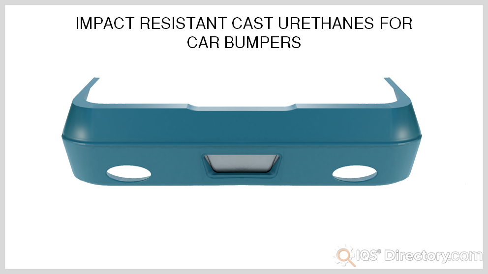Impact Resistant Cast Urethane for Car Bumpers