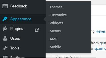 Cara menentukan tema WordPress