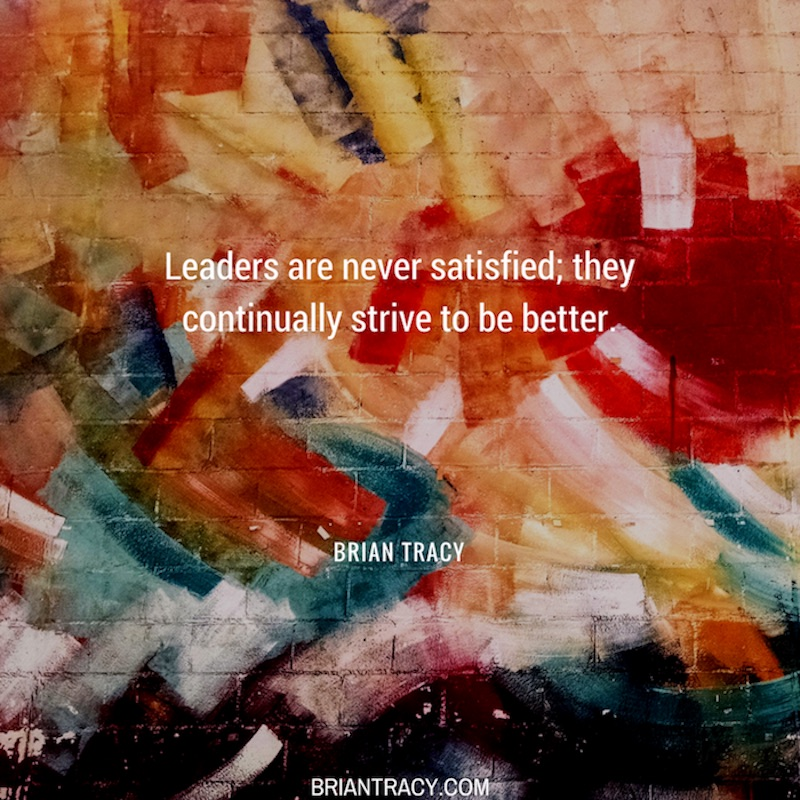 Leadership Quotes Leaders Are Never