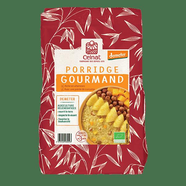 Porridge Gourmand Demeter