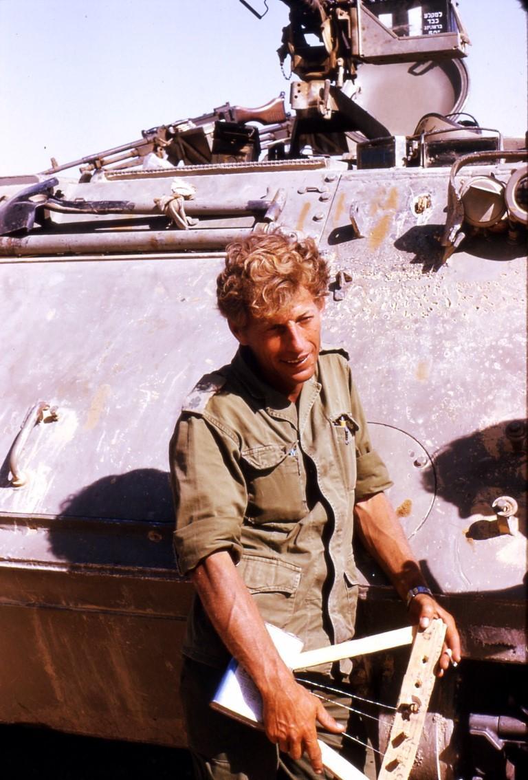 E:\ארכיון סיירת שקד\מפקדי סיירת שקד\אמציה חן (פצי) המפקד השמיני יוני 1972 עד אוגוסט 1973\תמונות שעלו לארכיון\אמציה חן (פצי) מפקד סיירת שקד.jpg