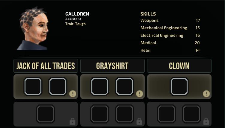 Barotrauma assistant talent tree