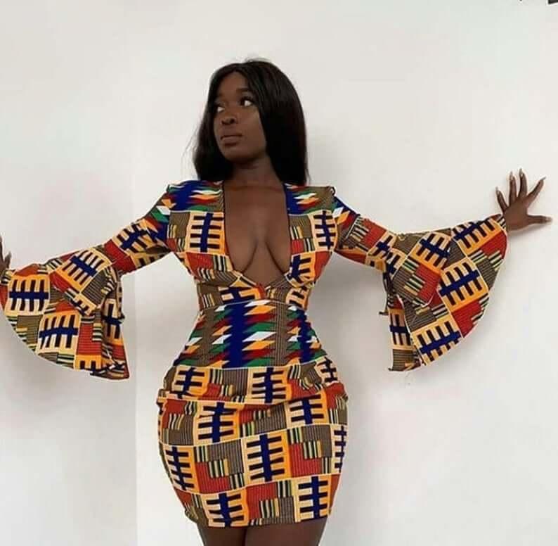 African Print Dresses Beautiful Legit Styles 2020