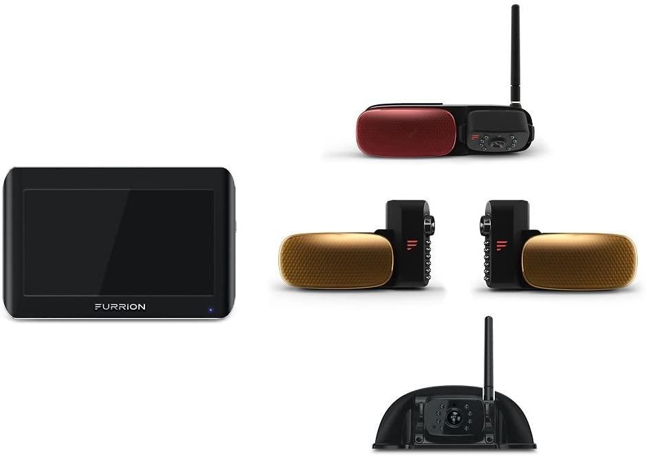 furion vision s best rv backup camera for campers