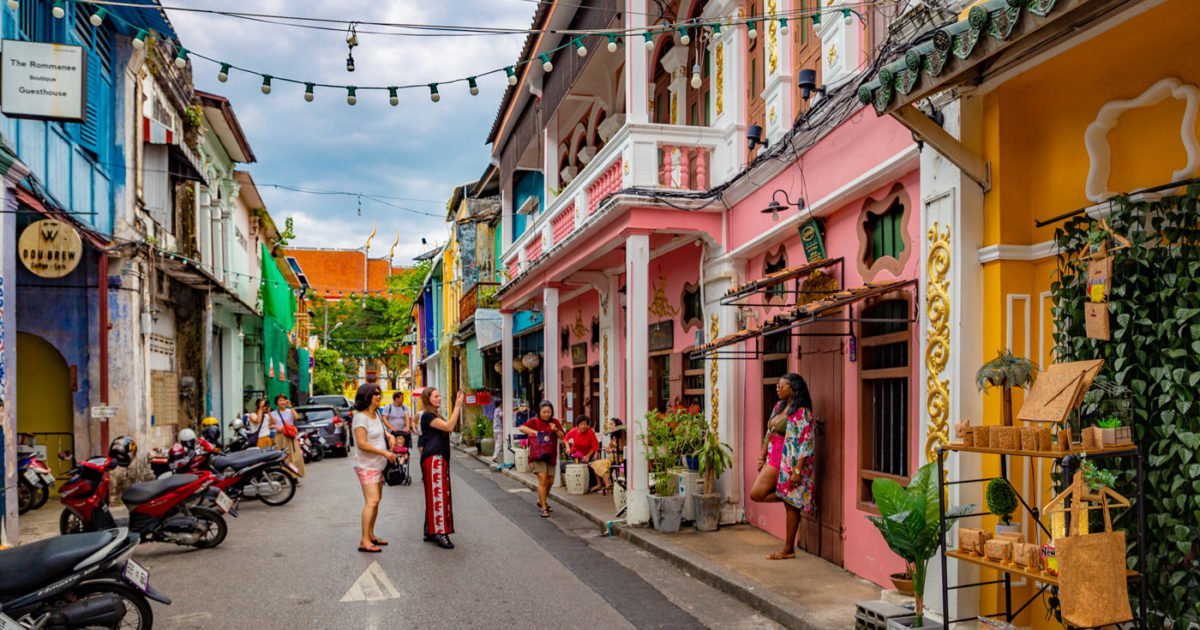 Image result for phuket old town