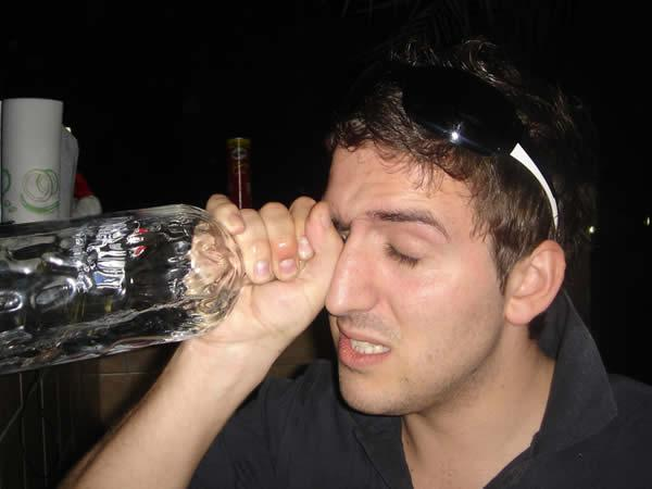Image result for eyeballing vodka