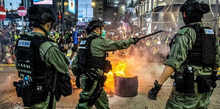 Sau khi giải phóng Hồng Kông, Trung Quốc sẽ giải phóng toàn nhân loại? - Ảnh 1