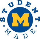 U-M Mobile Student Made Logo