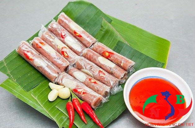 Kho lạnh bảo quản nem chua Thanh Hóa
