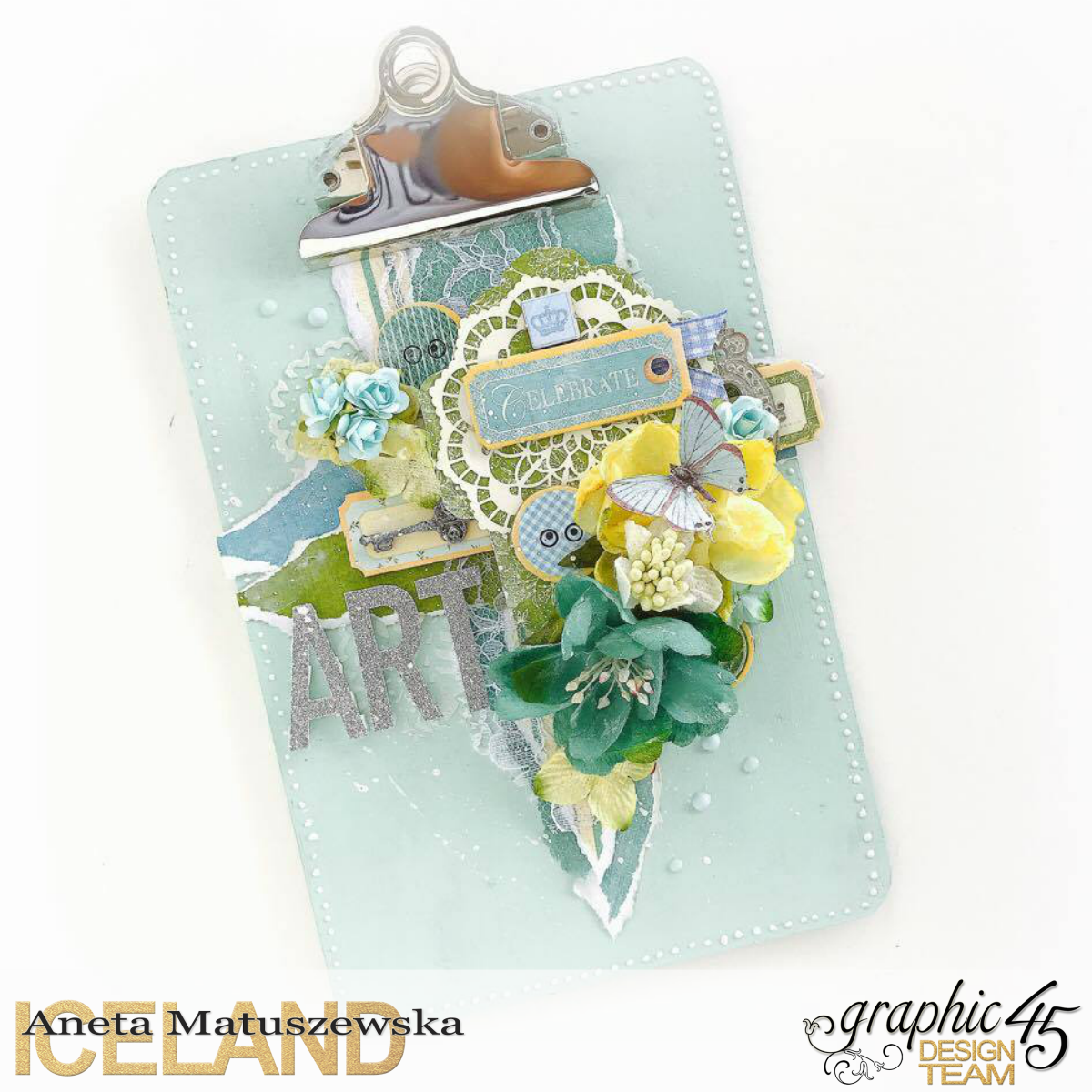 Once Upon a Springtime and Café Parisian altered note pad for G45, by Aneta Matuszewska photo 5.png