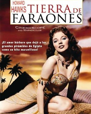 Tierra de faraones (1955, Howard Hawks)