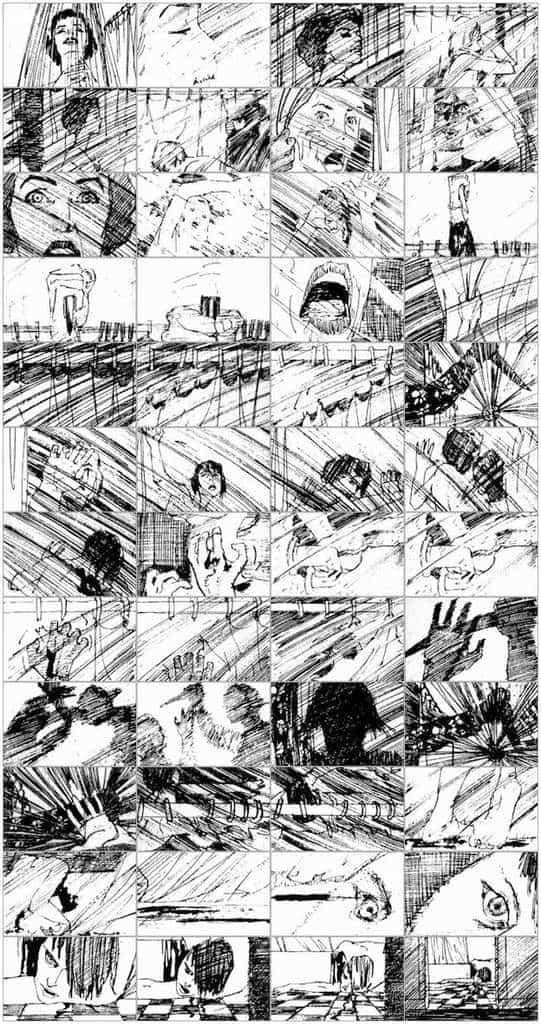 psycho-storyboard