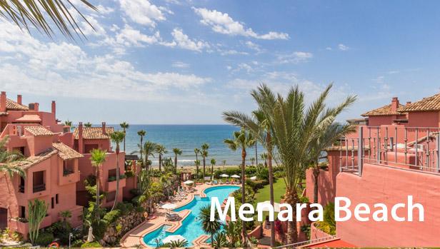Menara Beach