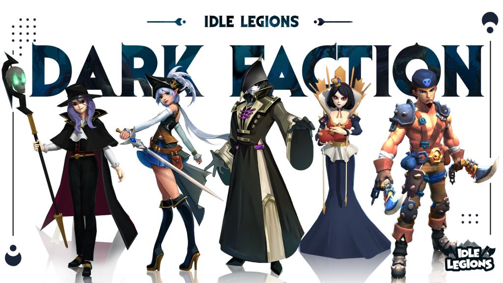 Idle Legions เกมใหม่แนว Idle RPG จาก YOOZOO Games เปิดให้ดาวน์โหลดแล้ว !! 03